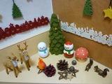クリスマスの飾りつけ '14