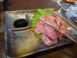 馬肉料理専門店「馬桜(まおう)」がオープンしてます