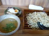 ランチのつけ麺