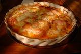 ポテトチーズ・スパゲッティ