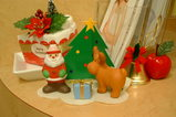 クリスマスの飾りつけ  '06  その10