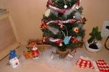 クリスマスの飾りつけ  '06  その12