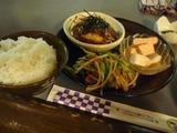 「覇王樹」(サボテン)Lunch