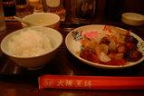 豆腐団子の甘酢