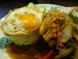 3F熱帯食堂 パッガパオプラームック
