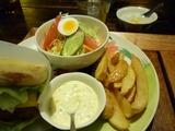 熱帯食堂エビバーガー