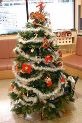 斉藤歯科のクリスマスツリー '06