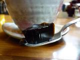喫茶プティでコーヒーゼリー  2