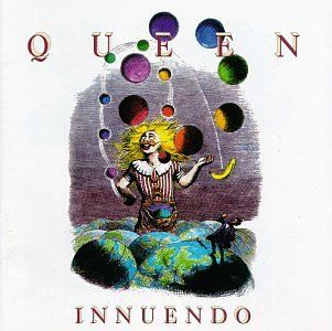 these are the days of our lives 輝ける日々 queen クイーン 1991