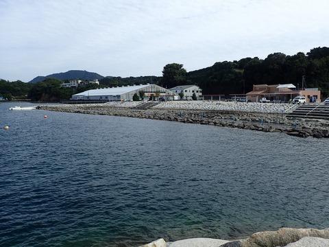 今日の平沢ビーチ (1)