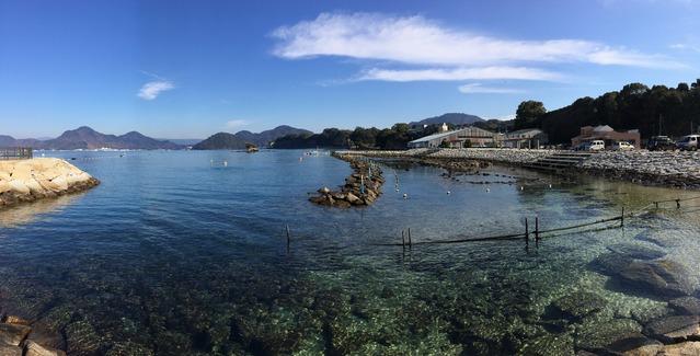今日の平沢ビーチ