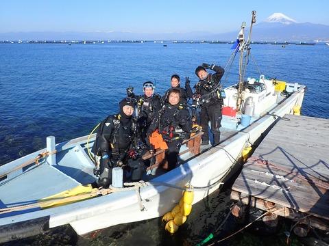 淡島へボートでGO