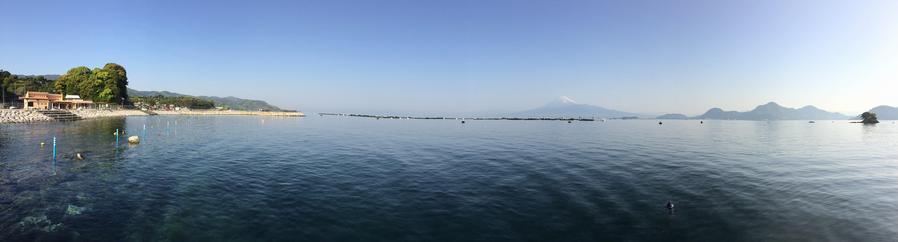4月29日の平沢ビーチ
