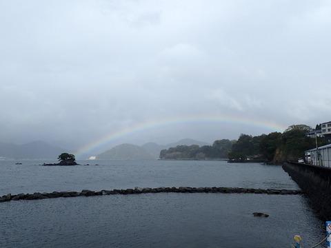 4月7日の虹 (2)