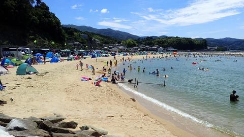 今日のらららサンビーチ