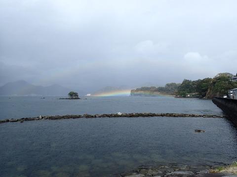 4月7日の虹 (1)