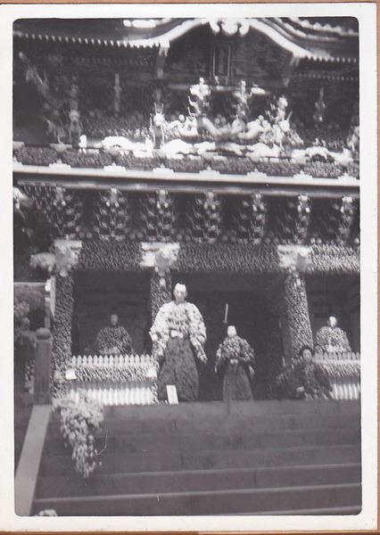 昭和37年菊人形2