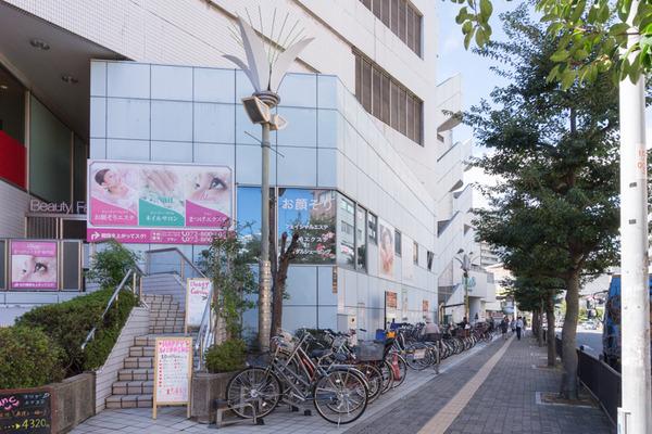 枚方市駅駐輪場-1610176