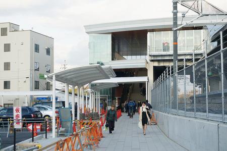 長尾駅前広場131228-13