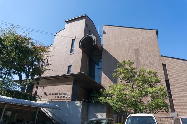 御殿山図書館