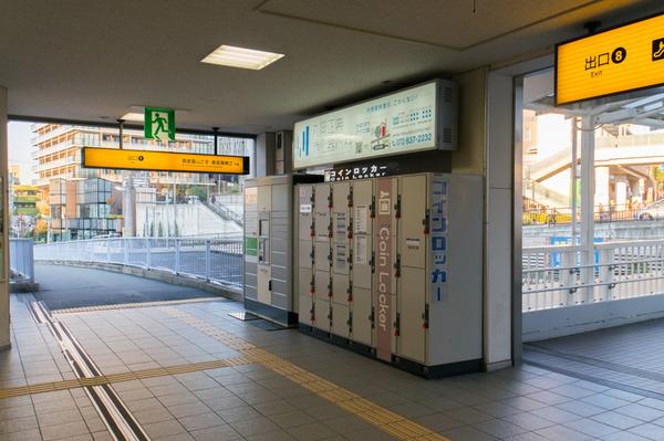 20171101香里園駅ロッカー-1