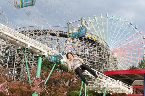 ひらパー乗り物全制覇-29