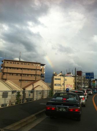 120917香里園の虹byTN02