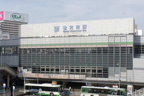 枚方市駅-16021201