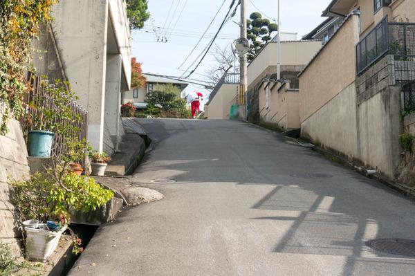 坂道サンタ-16120511