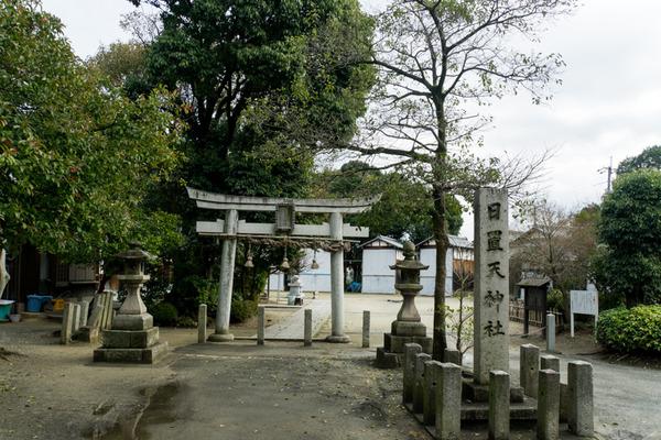 日置天神社-15122401