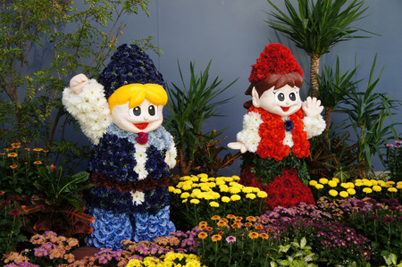 121005菊人形「平清盛」12
