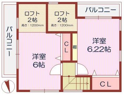 磯島茶屋町3階