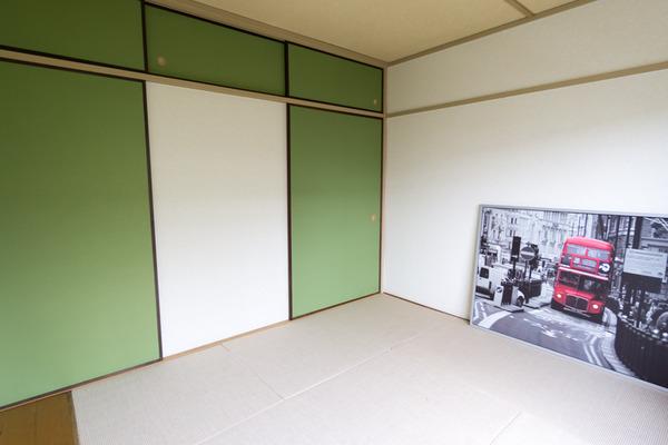 UR男山団地ココロミタウン-100