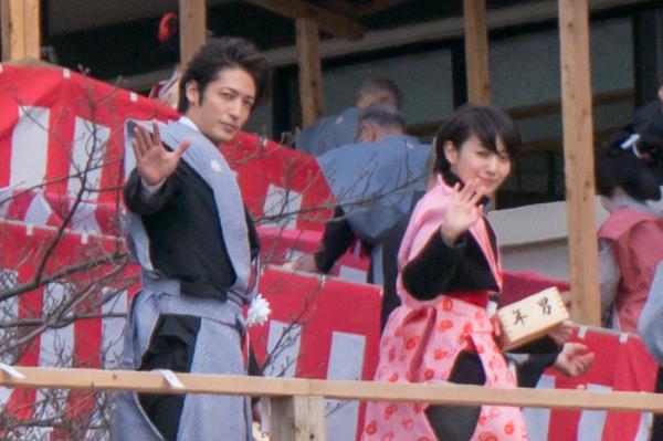 成田山節分祭-58