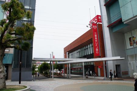 三菱東京UFJ銀行120604