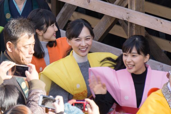 成田山不動尊 節分祭-15