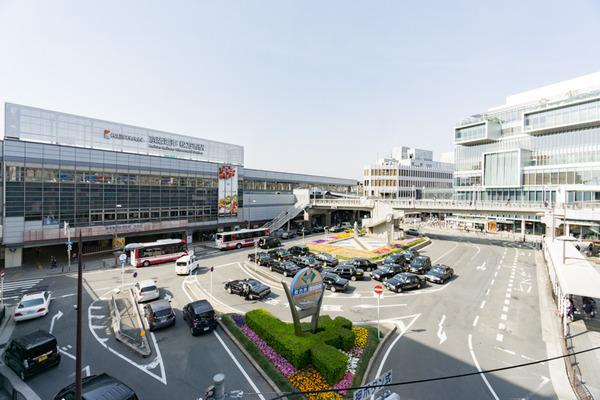 枚方市駅-4