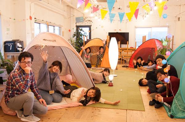 キャンプ集