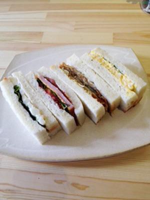 自家製パンのカフェ初花-2