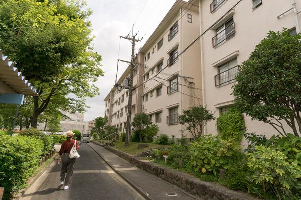 香里ケ丘住宅-9