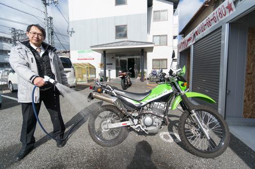 バイクガレージ-21