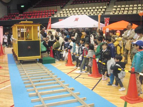 木製電車2