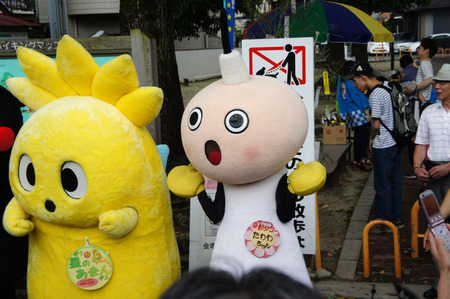 ひこぼしくんお披露目20120707112130