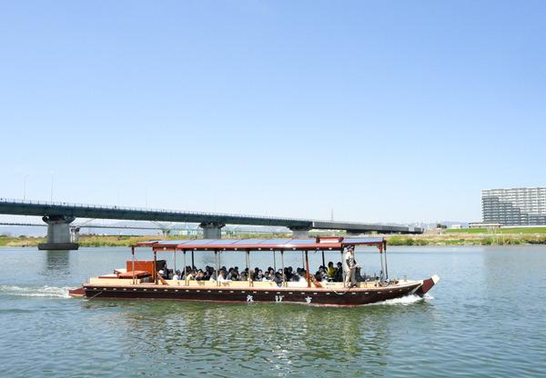 淀川遊覧船-1