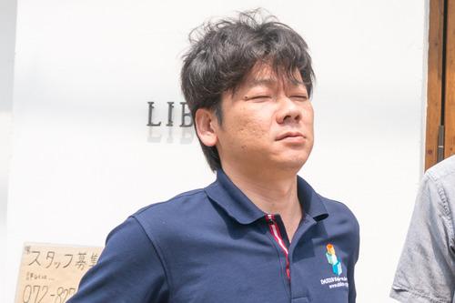ダイケン寝屋川美容室上野社長ビフォー-1