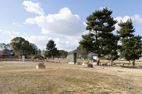 百済寺跡公園-1702035
