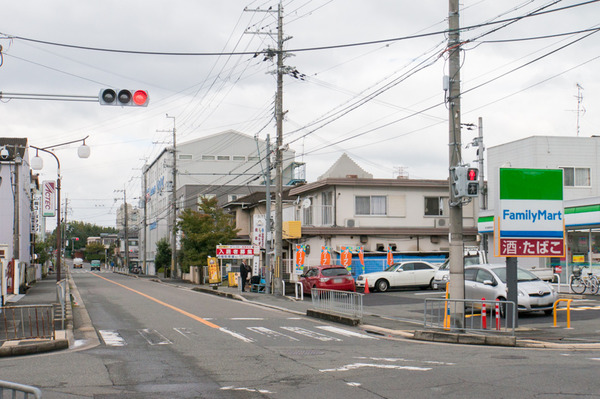 20171025ファミリーマート長尾家具町-9