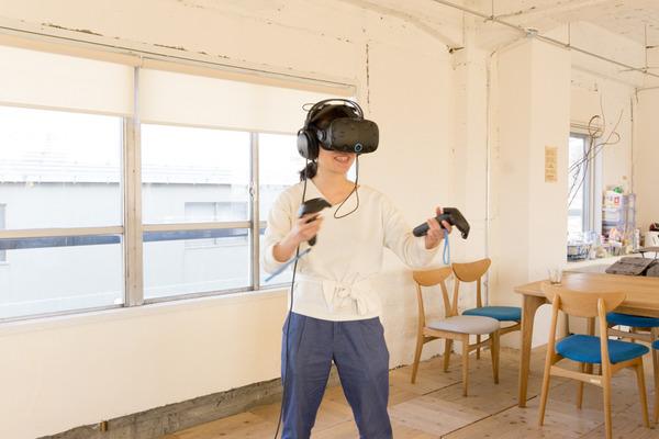 VR体験-17032729