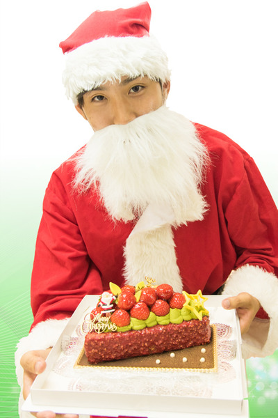 クリスマスケーキ-8