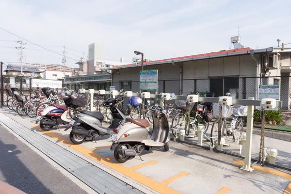 光善寺駅周辺駐輪-16111718